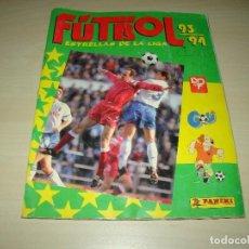 Coleccionismo deportivo: ÁLBUM LIGA 93 94 PANINI . Lote 85119876