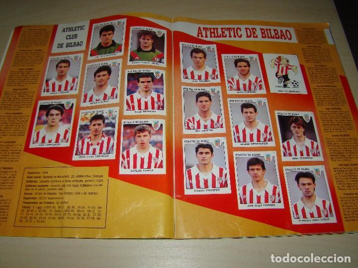 Coleccionismo deportivo: Álbum liga 93 94 PANINI - Foto 2 - 85119876