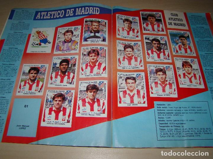 Coleccionismo deportivo: Álbum liga 93 94 PANINI - Foto 3 - 85119876