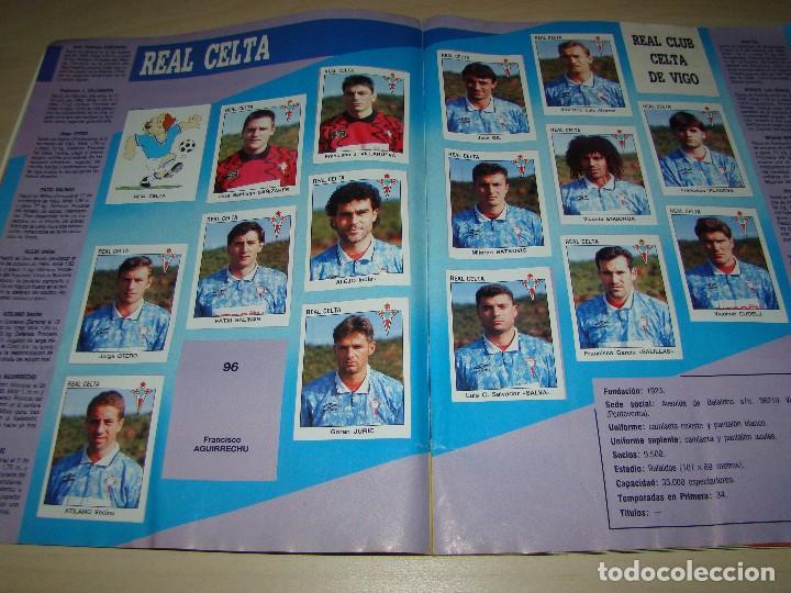 Coleccionismo deportivo: Álbum liga 93 94 PANINI - Foto 4 - 85119876