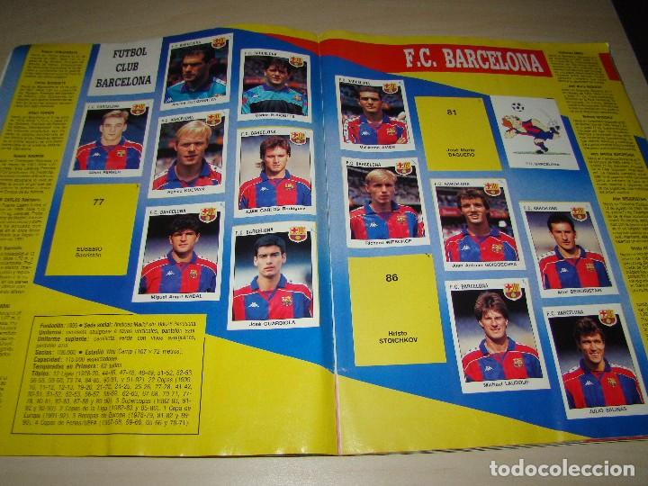 Coleccionismo deportivo: Álbum liga 93 94 PANINI - Foto 5 - 85119876
