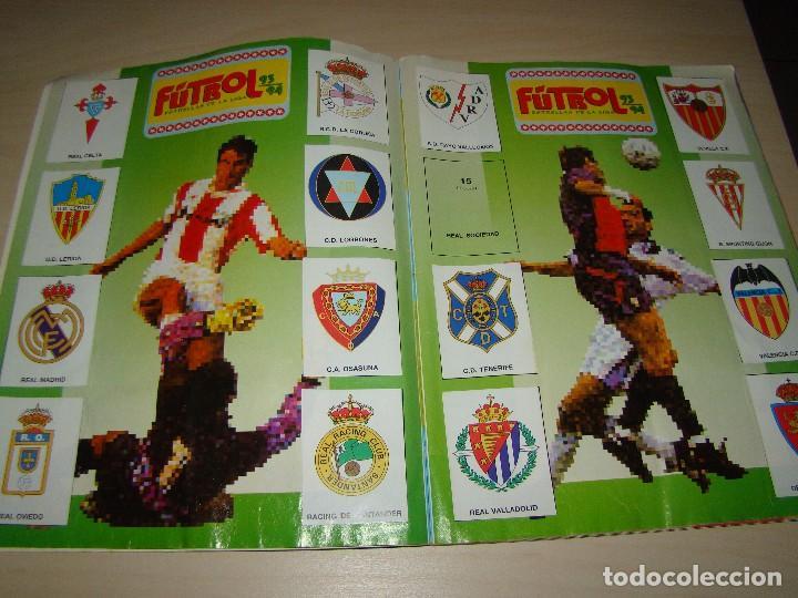 Coleccionismo deportivo: Álbum liga 93 94 PANINI - Foto 6 - 85119876