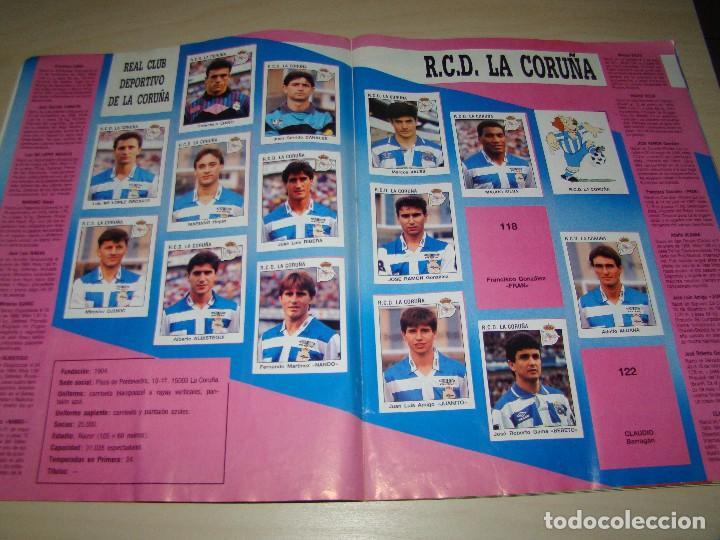Coleccionismo deportivo: Álbum liga 93 94 PANINI - Foto 8 - 85119876