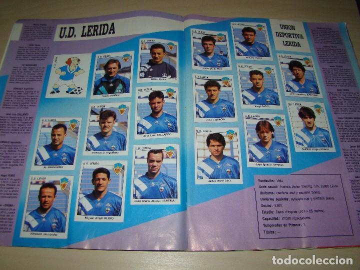 Coleccionismo deportivo: Álbum liga 93 94 PANINI - Foto 9 - 85119876