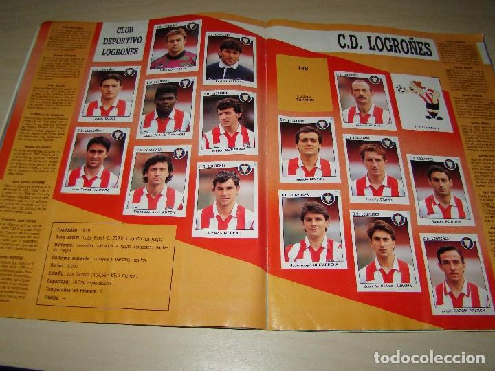 Coleccionismo deportivo: Álbum liga 93 94 PANINI - Foto 10 - 85119876