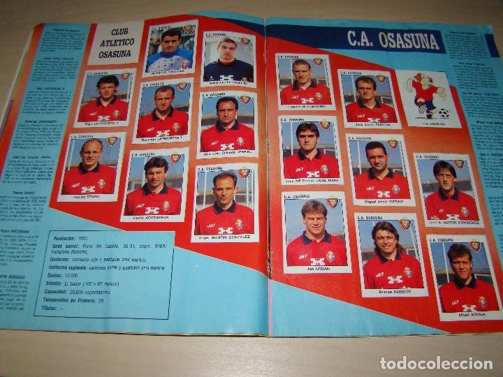 Coleccionismo deportivo: Álbum liga 93 94 PANINI - Foto 12 - 85119876