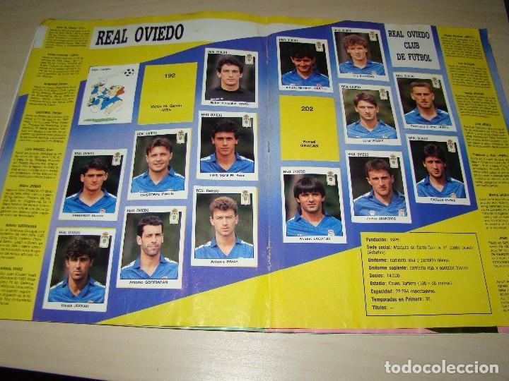 Coleccionismo deportivo: Álbum liga 93 94 PANINI - Foto 13 - 85119876