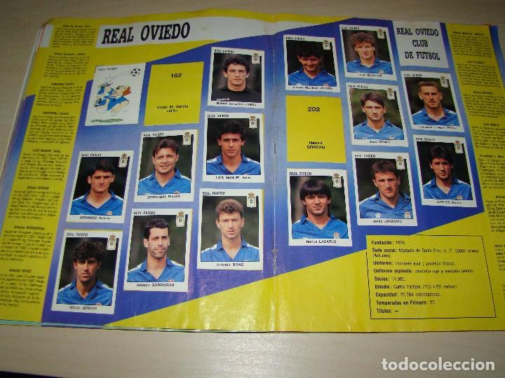 Coleccionismo deportivo: Álbum liga 93 94 PANINI - Foto 14 - 85119876