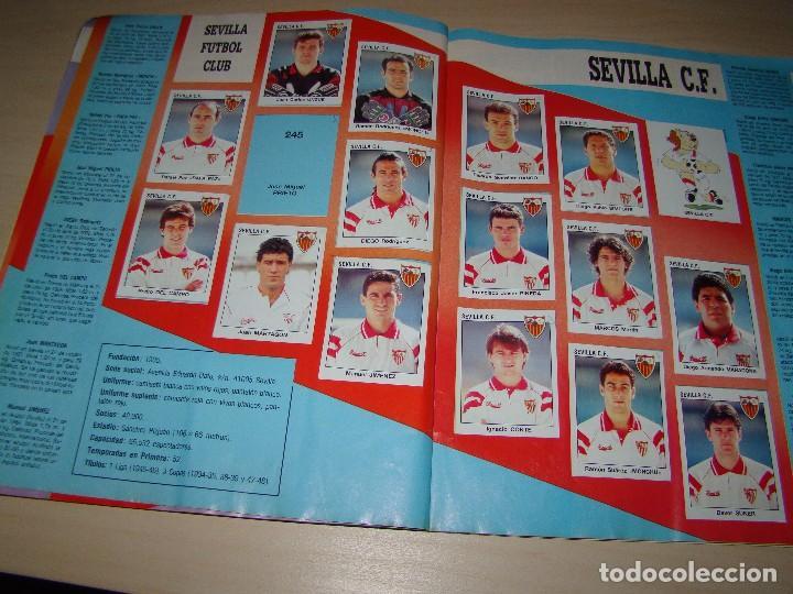 Coleccionismo deportivo: Álbum liga 93 94 PANINI - Foto 17 - 85119876