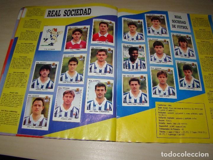 Coleccionismo deportivo: Álbum liga 93 94 PANINI - Foto 18 - 85119876