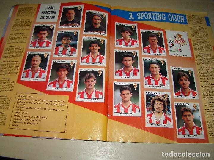 Coleccionismo deportivo: Álbum liga 93 94 PANINI - Foto 19 - 85119876