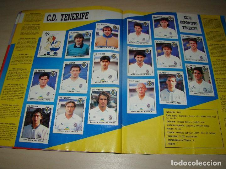 Coleccionismo deportivo: Álbum liga 93 94 PANINI - Foto 20 - 85119876