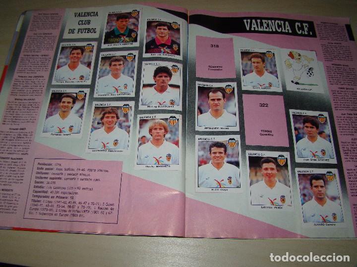 Coleccionismo deportivo: Álbum liga 93 94 PANINI - Foto 21 - 85119876