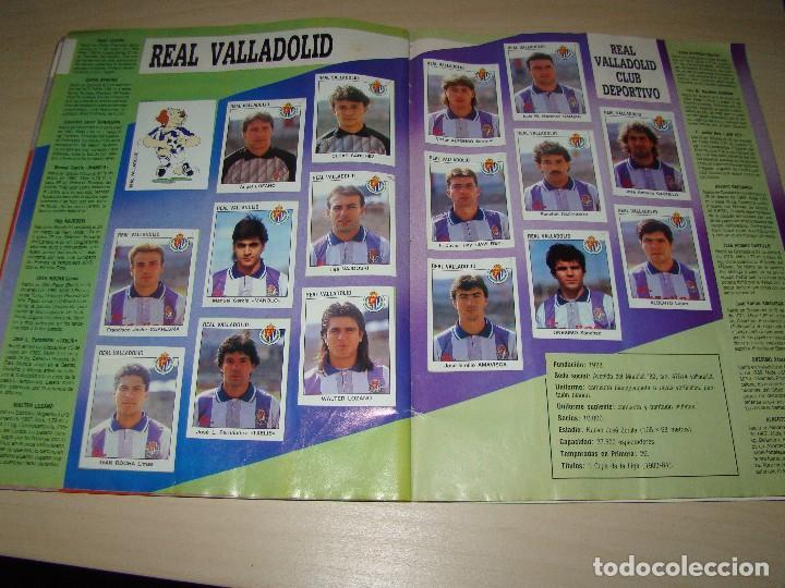 Coleccionismo deportivo: Álbum liga 93 94 PANINI - Foto 22 - 85119876