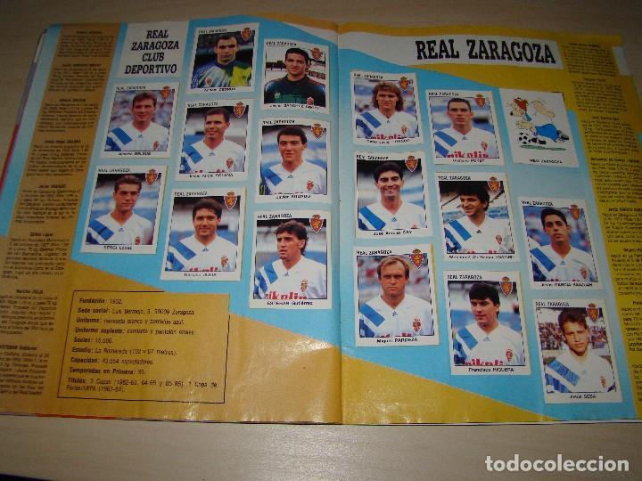 Coleccionismo deportivo: Álbum liga 93 94 PANINI - Foto 23 - 85119876