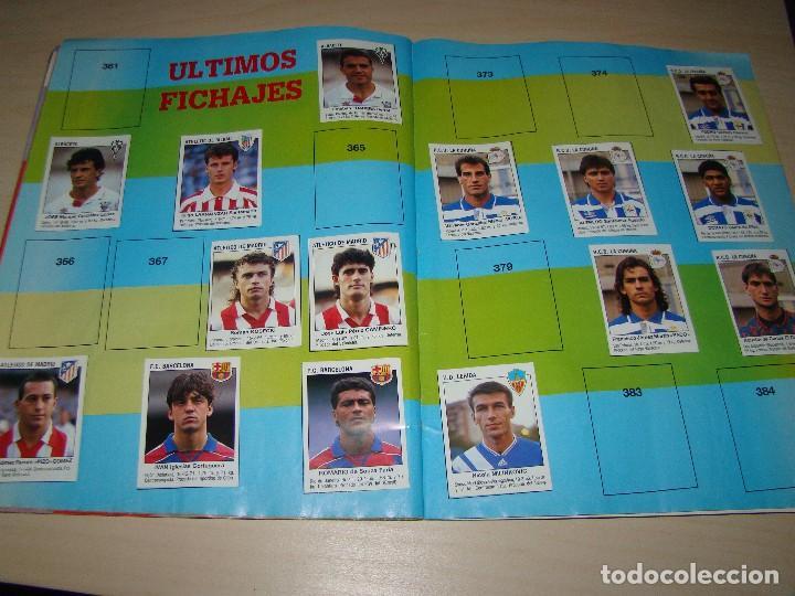 Coleccionismo deportivo: Álbum liga 93 94 PANINI - Foto 24 - 85119876