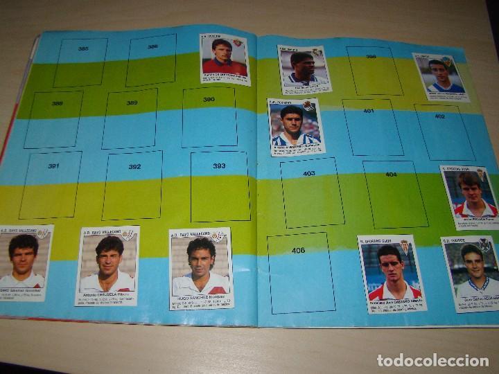 Coleccionismo deportivo: Álbum liga 93 94 PANINI - Foto 25 - 85119876