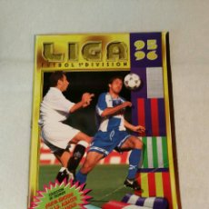Coleccionismo deportivo: ÁLBUM LIGA 95/96. Lote 85197618