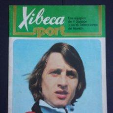 Coleccionismo deportivo: XIBECA DAMM - LIGA 73/74 1973 1974 - ALBUM CON 115 CROMOS - R.MADRID COMPLETO, BARCELONA CON CRUYFF. Lote 85934160