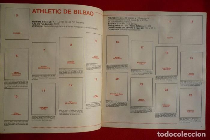 Coleccionismo deportivo: ALBUM VACIO FUTBOL BASKET 85 PANINI - Foto 3 - 86069584