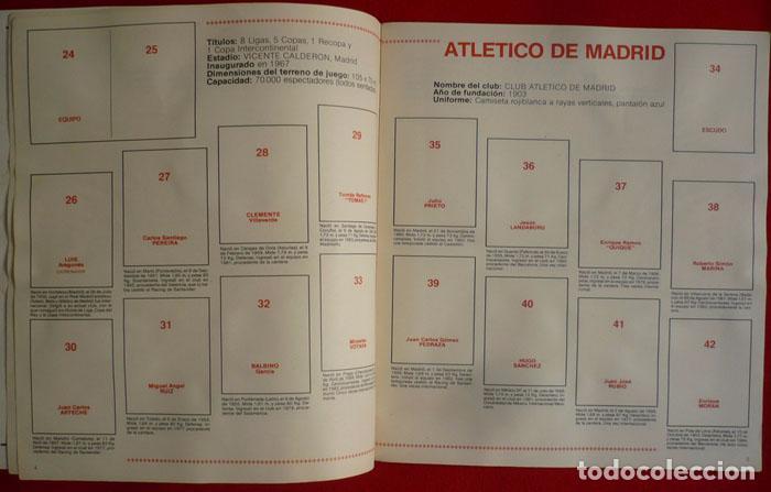 Coleccionismo deportivo: ALBUM VACIO FUTBOL BASKET 85 PANINI - Foto 4 - 86069584