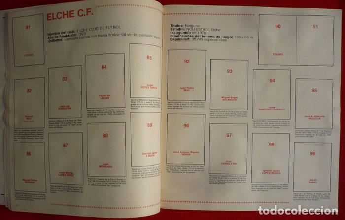 Coleccionismo deportivo: ALBUM VACIO FUTBOL BASKET 85 PANINI - Foto 7 - 86069584