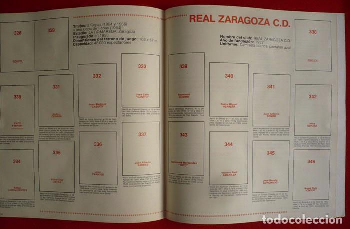 Coleccionismo deportivo: ALBUM VACIO FUTBOL BASKET 85 PANINI - Foto 9 - 86069584