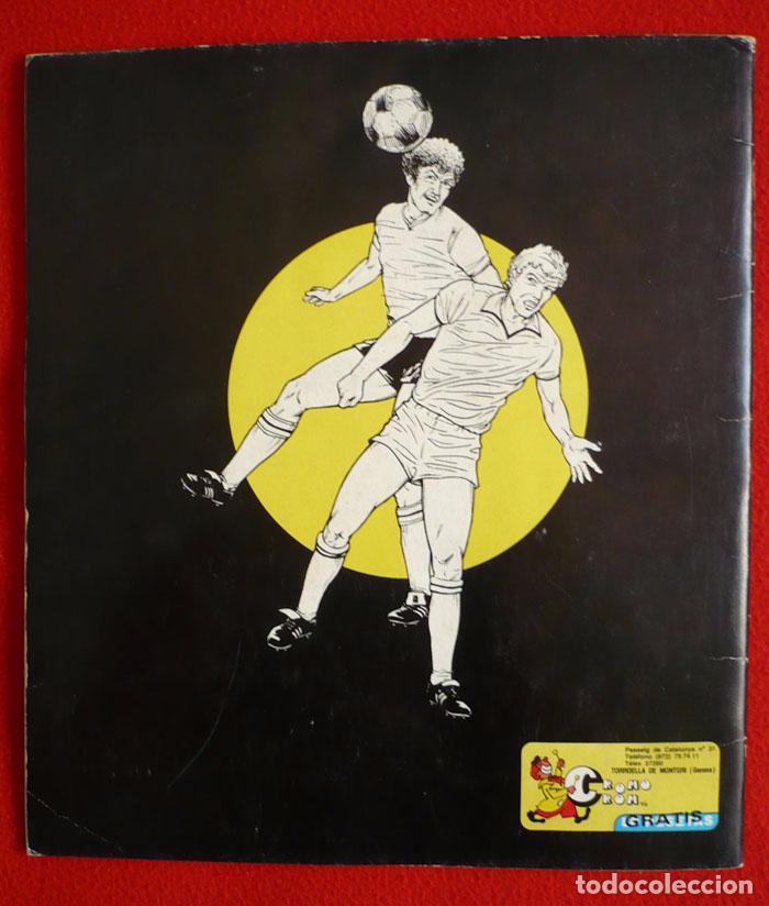 Coleccionismo deportivo: ALBUM VACIO FUTBOL BASKET 85 PANINI - Foto 16 - 86069584