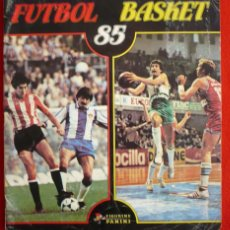 Coleccionismo deportivo: ALBUM FUTBOL BASKET 85 PANINI. Lote 86069936