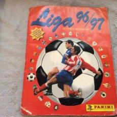 Coleccionismo deportivo: ALBUM DE CROMOS, LIGA 96 / 97 DE FÚTBOL PROFESIONAL, -ED. PANINI. FALTAN 8 DE 416. Lote 86157264