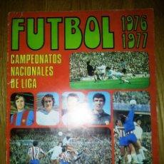 Coleccionismo deportivo: ALBUM RUIZ ROMERO 1976-1977 ALBUM VACIO SIN CROMOS. LIGA FUTBOL 76-77. Lote 86185768