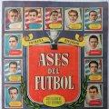 Coleccionismo deportivo: ALBUM ASES DEL FUTBOL , BRUGUERA LIGA 1952 1953 52 53 , CON 130 CROMOS , INCOMPLETO, ORIGINAL ,B. Lote 86304580