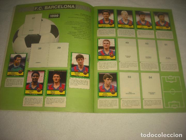 Coleccionismo deportivo: FUTBOL 90 .PANINI . CONTIENE 248 CROMOS - Foto 2 - 86800532