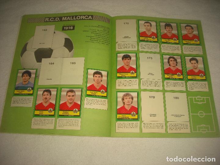 Coleccionismo deportivo: FUTBOL 90 .PANINI . CONTIENE 248 CROMOS - Foto 3 - 86800532