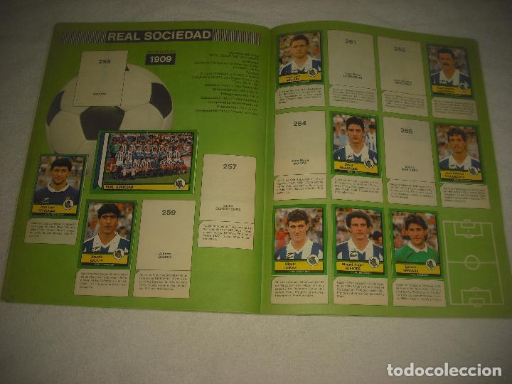 Coleccionismo deportivo: FUTBOL 90 .PANINI . CONTIENE 248 CROMOS - Foto 4 - 86800532