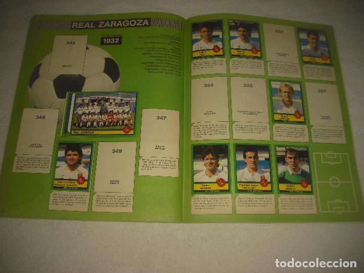 Coleccionismo deportivo: FUTBOL 90 .PANINI . CONTIENE 248 CROMOS - Foto 5 - 86800532