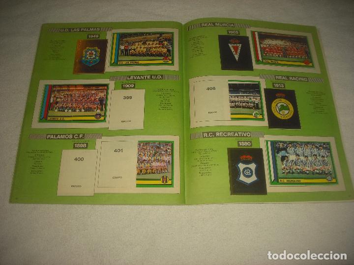 Coleccionismo deportivo: FUTBOL 90 .PANINI . CONTIENE 248 CROMOS - Foto 6 - 86800532