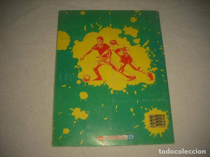 Coleccionismo deportivo: FUTBOL 90 .PANINI . CONTIENE 248 CROMOS - Foto 7 - 86800532