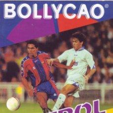 Coleccionismo deportivo: FUTBOL LIGA 97-98 - ALBUM VACIO PLANCHA - BOLLYCAO. Lote 87117716