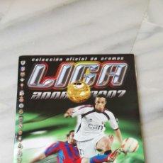 Coleccionismo deportivo: ALBUM DE FUTBOL LIGA 2006-2007. Lote 87263770