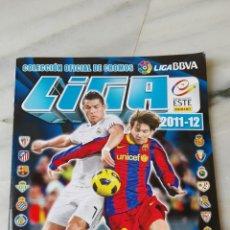Coleccionismo deportivo: ALBUM DE FUTBOL LIGA 2011-2012. Lote 87265408