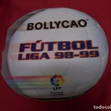 Coleccionismo deportivo: ALBUM DE CROMOS BOLLYCAO. FUTBOL LIGA 98-99. INCOMPLETO. CONTIENE 132 CROMOS.. Lote 87972128