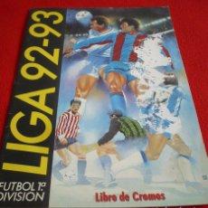 Coleccionismo deportivo: ALBUM VACIO - EDICIONES ESTE 1992-93. ESTE 92-93.. Lote 29854888