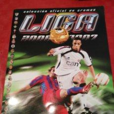 Coleccionismo deportivo: ALBUM FUTBOL PLANCHA LIGA ESTE 2006 2007 VACIO. Lote 90796853
