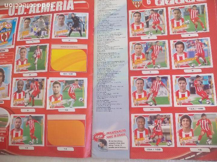 Coleccionismo deportivo: Album de Cromos Liga 2010 2011, Liga de Futbol, colecciones Este, Panini. Unos 300 cromos - Foto 2 - 92008840