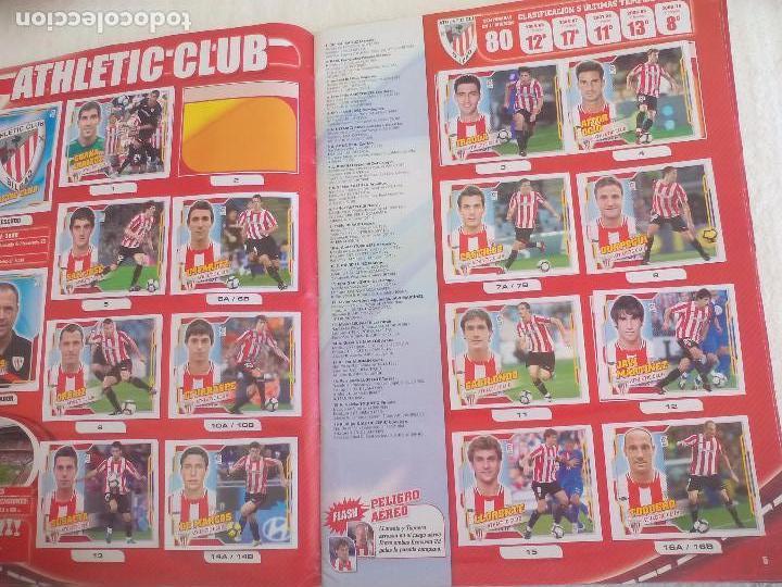 Coleccionismo deportivo: Album de Cromos Liga 2010 2011, Liga de Futbol, colecciones Este, Panini. Unos 300 cromos - Foto 3 - 92008840