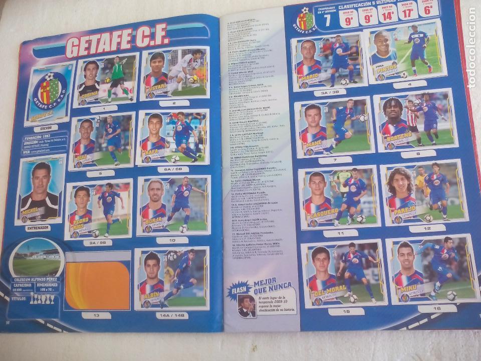 Coleccionismo deportivo: Album de Cromos Liga 2010 2011, Liga de Futbol, colecciones Este, Panini. Unos 300 cromos - Foto 8 - 92008840