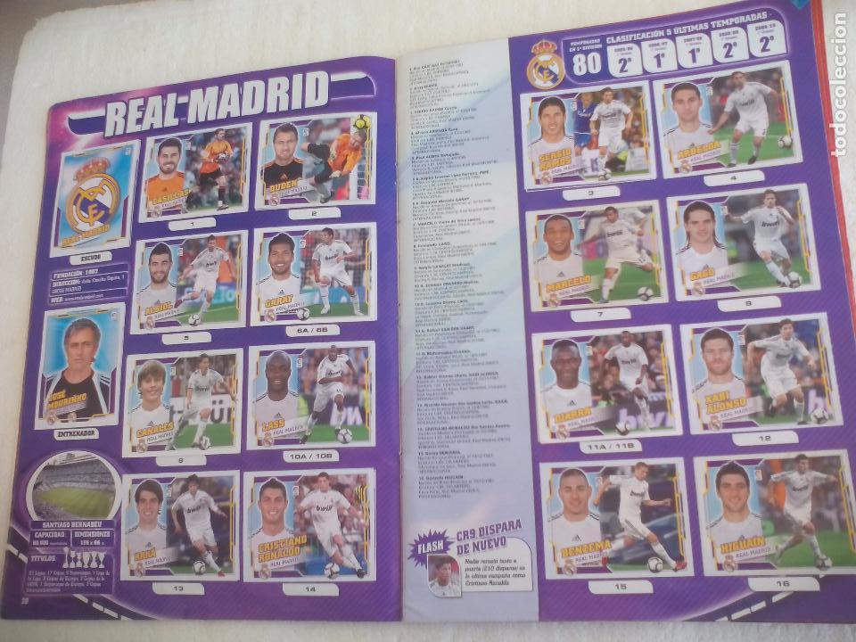 Coleccionismo deportivo: Album de Cromos Liga 2010 2011, Liga de Futbol, colecciones Este, Panini. Unos 300 cromos - Foto 10 - 92008840