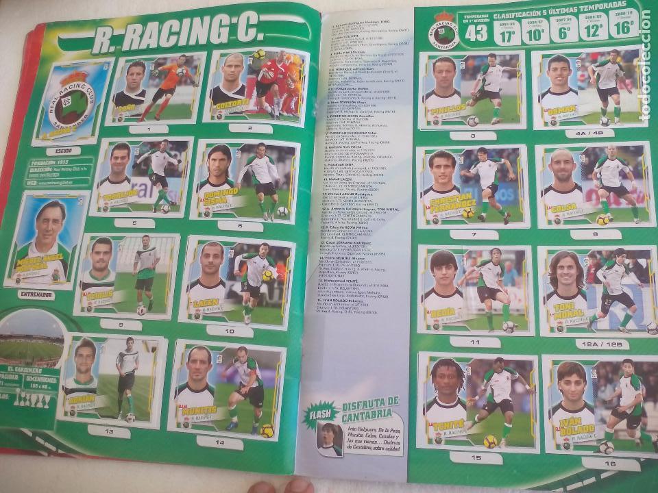 Coleccionismo deportivo: Album de Cromos Liga 2010 2011, Liga de Futbol, colecciones Este, Panini. Unos 300 cromos - Foto 14 - 92008840