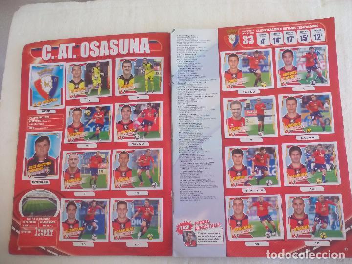 Coleccionismo deportivo: Album de Cromos Liga 2010 2011, Liga de Futbol, colecciones Este, Panini. Unos 300 cromos - Foto 15 - 92008840